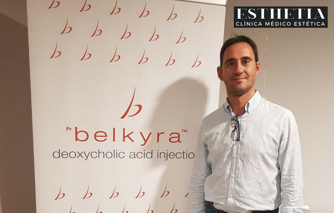 Esthetia Clínica Médica Estética en Oliva, tratamiento Belkyra, eliminación de la papada