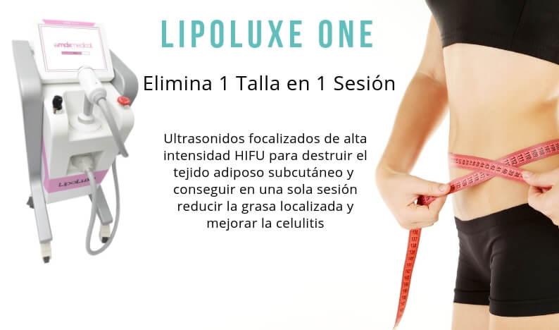 lipoluxe one, ultrasonidos focalizados de alta intensidad HIFU