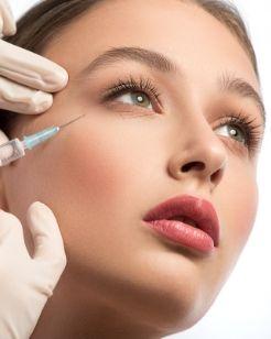 Elimina arrugas de expresión con botox